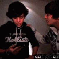Harry and Louis POP GIF by xKindlex