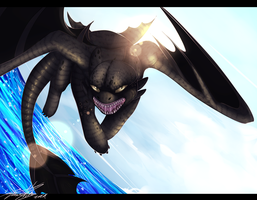 Toothless by animaldeathnote