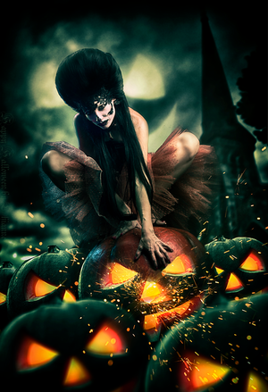 Happy Halloween by Lhianne