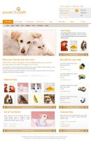 Pets website1 by andaaz