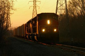 Sunset on the J by JDAWG9806