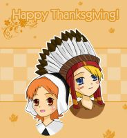 Happy Thanksgiving 2007 by sorato-ai