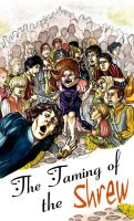 The Taming of the Shrew Poster by RohanElf