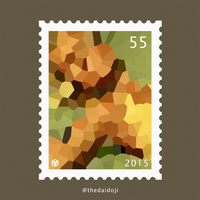 Postage Stamps - Bombshell PART 1 by TheDaidoji