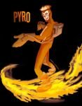P for Pyro by arger