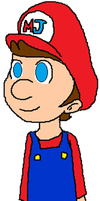 Mario Jr. for 5000th pic project by Rotommowtom