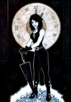 Death - Sandman by Miclix0458