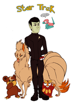 Spock by withery