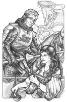 RenFest Anth: Lady's Favor by rachaelm5