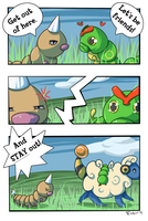 PKMNation: Mission 1 by Jackalune