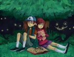 welcome to gravity falls by radios