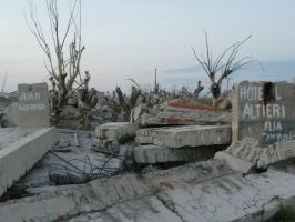 Villa Epecuen - 21 by Negros