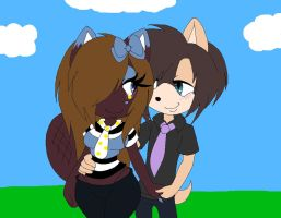 :Lovely Couple: by LauryPinky972