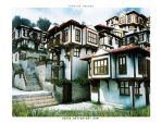 OLD TURKISH HOUSES by ozhan