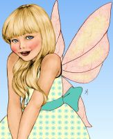 Sophie Fairy colored by Synferi