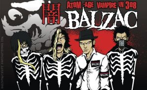 Atom-Age Vampire in 308 BALZAC by ShadowCrypt