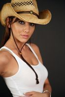 cowgirl by MrThreadgill