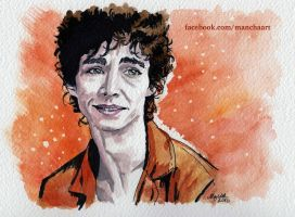 Nate from Misfits by holdcsepp