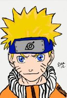 Naruto :D by cockneynutjob