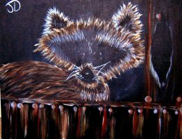 Coon Baby by edgyveggie