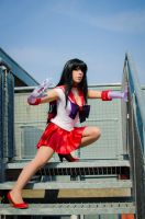 Sailor Mars by LadyGiselle