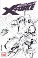 Deadpool sketchcover A by adelsocorona