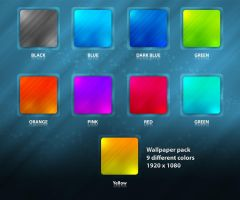 A Waves wallpaper pack by Tooschee
