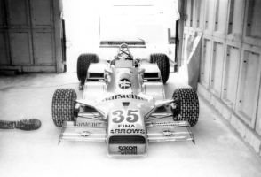 Arrows FA1 (Great Britain 1978) by F1-history