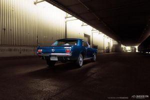20130519 Ford Mustang 1965 002 S by mystic-darkness