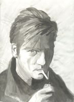 Denis Leary by AySquid