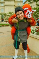 Bolin and Pabu by TheAlchemicFox