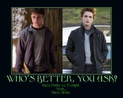 Harry Vs. Eddy by TheOnlyBandGeek99
