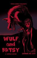 Wulf and Batsy Promo Ad 1 by BryanBaugh