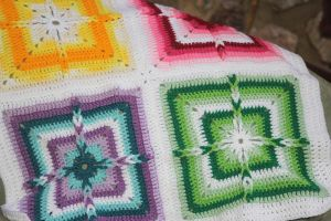 lap afghan by ToxieFox