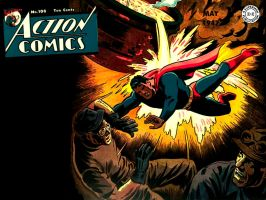 Action Comics 108 by Superman8193