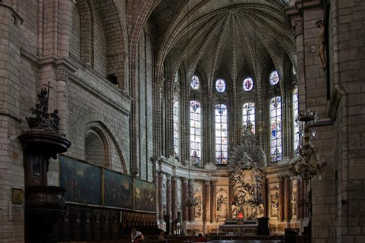 Cathedral at Bezier II by project-smipy