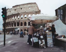 Rome by JennyLyd