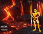 Galtar and the Golden Lance by FaGian