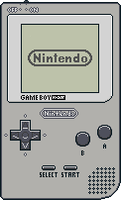 Nintendo Game Boy Pocket by BLUEamnesiac