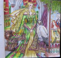 Cersetka by I-Love-My-Pencils