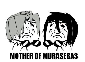 mother of murasebas by kykiskebadguy