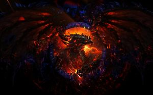 Deathwing returns by devildeth