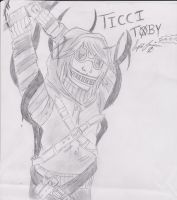 Ticci Toby by Blushes-Bunny