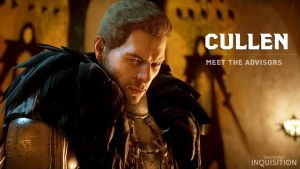 Cullen -- Dragon Age Inquisition by blackcherryangel