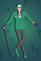 Riddle me this by WishinStars