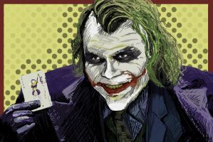 The Joker by Bowsky