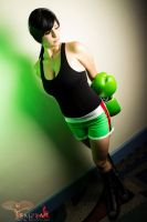 Little Mac by LeapingLizardCosplay