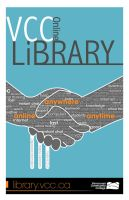 VCC Library Promotion Poster by rubychang