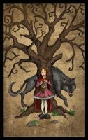 Red Riding Hood by Devi-Art