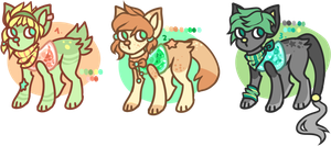 potion cat adopts - closed by space-plants